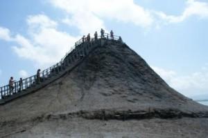 Totumo Mud Volcano, Cartagena