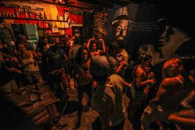 Mamallena Cartagena Bar - Parajo Loco