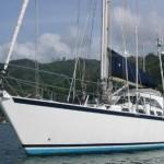 Mintaka, Sailing San Blas