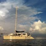 Santana Catamaran San Blas Sailing
