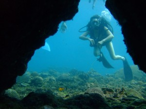 Scuba Diving In Cartagena