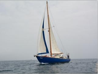 Arican Queen 2 San Blas Sailboat