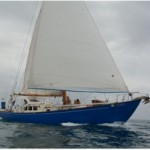 Arican Queen 2 San Blas Sailboat