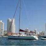 La Gitanita Del Mar, Sailing San Blas