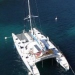 Marco Polo, Sailing San Blas