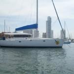 Fregat La, San Blas Sailing